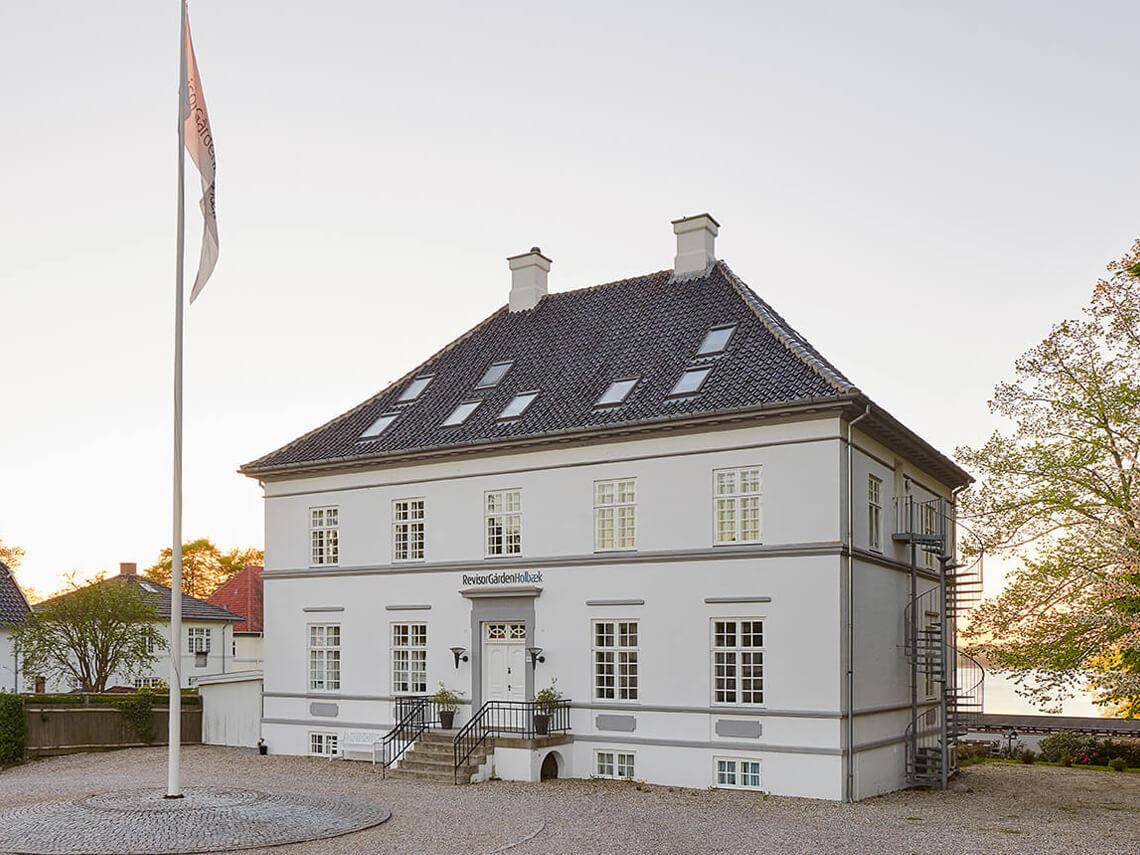 Revisorgården facade